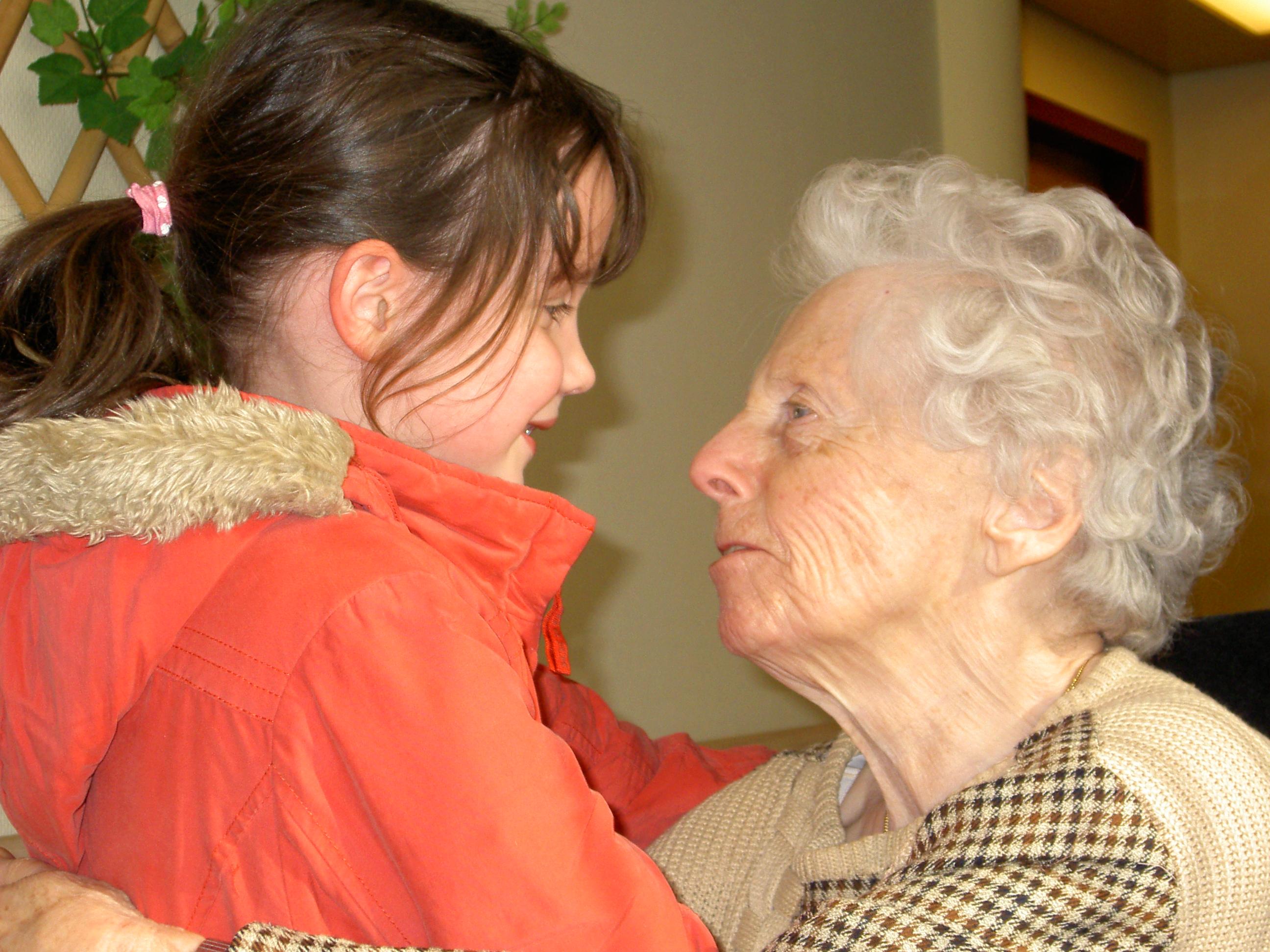 In Memoriam: oma Rijnbeek