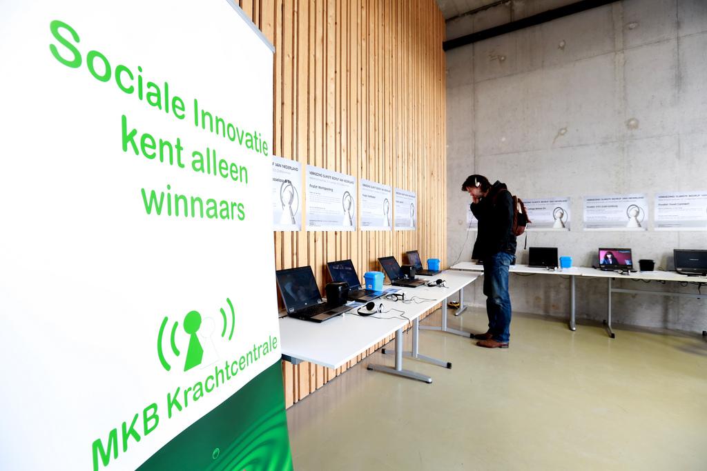 Sociale innovatie kent alleen winnaar